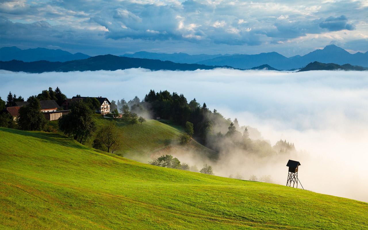 Selška valley
