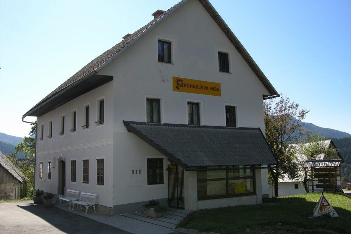 THE HOUSE OF IVAN GROHAR