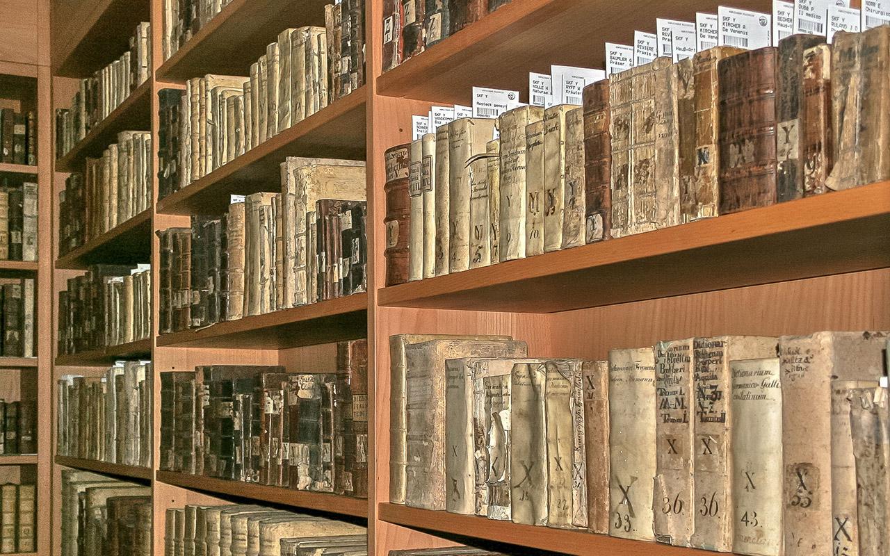 CAPUCHIN CHURCH & LIBRARY
